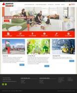 Realizare site prezentare firma