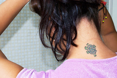 50 Back Neck Tattoos (7)