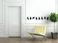 Creative Wall Sticker Decoration Ideas | WebDesignerDrops