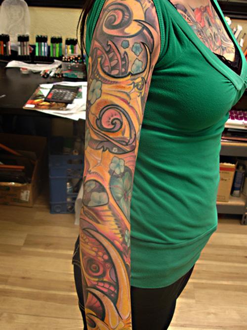 sleeve tattoo design ideas webdesignerdrops