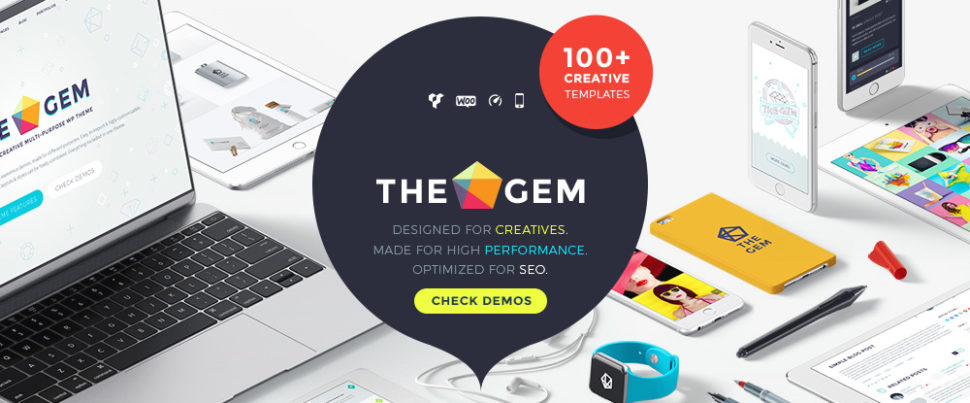Top Wp Multipurpose Themes For Web Designers Web Design