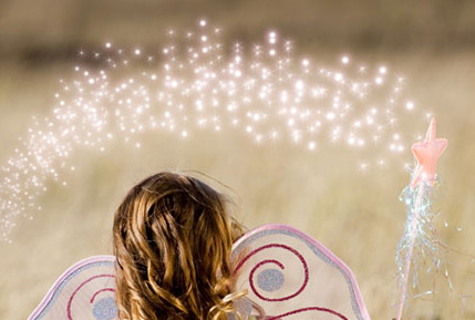 Add A Sparkle Trail To A Photo