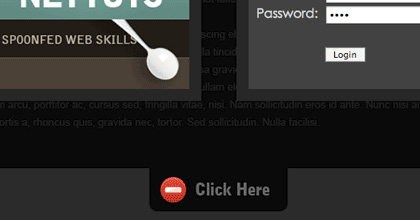 Build An Incredible Login Form With jQuery
