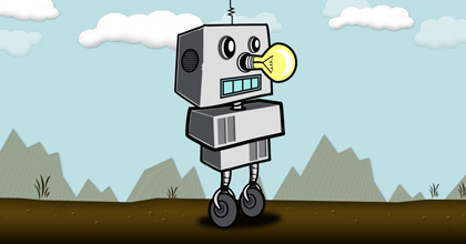 Building an Animated Cartoon Robot with jQuery