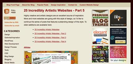 Vandelay Design Blog