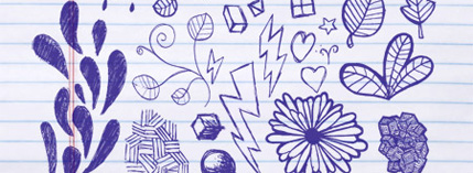 Free Vector Graphics Pack - Doodles and Sketches