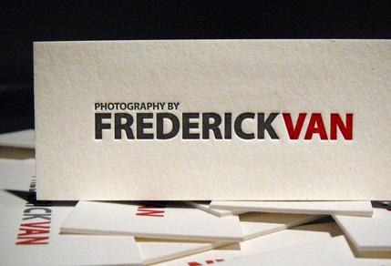 Frederick Van
