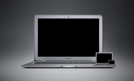 The Air. MacBook Air