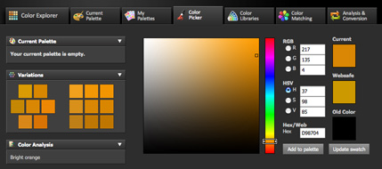 Color Explorer