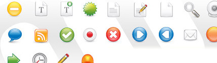 Monofactor Vector Icons