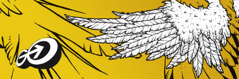 WDL Premium: Go Media Hand Drawn Wings