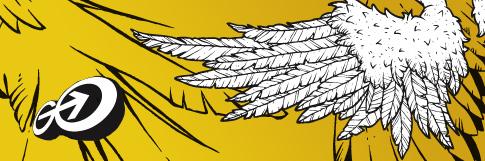 WDL Premium: Go Media Hand Drawn Wings