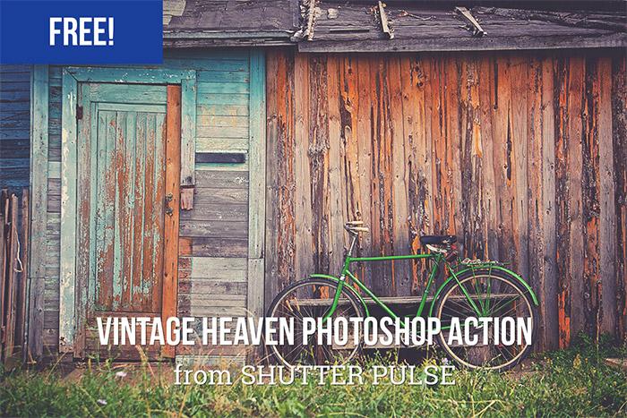 Vintage Heaven Action