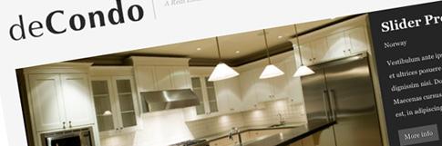 deCondo: A Premium WordPress Theme for Real Estate