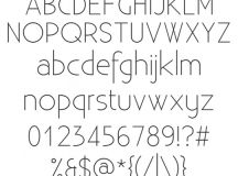 20 Super Clean Fonts Perfect for Minimal Style Design ...