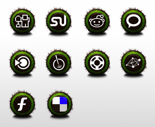 unique icons