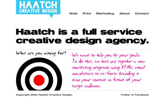 haatch creative design