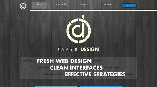 Catalytic Design
