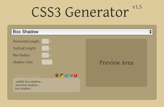 css3 tools