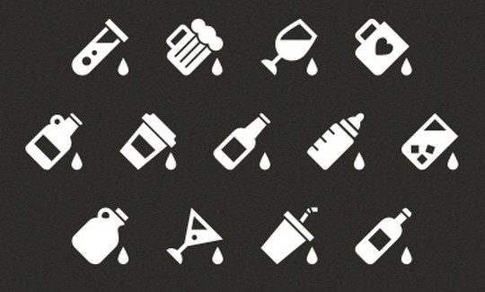 Stylish Srink Icons