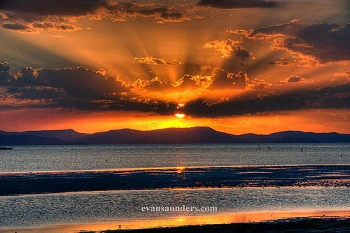 Whitsunday Sunset