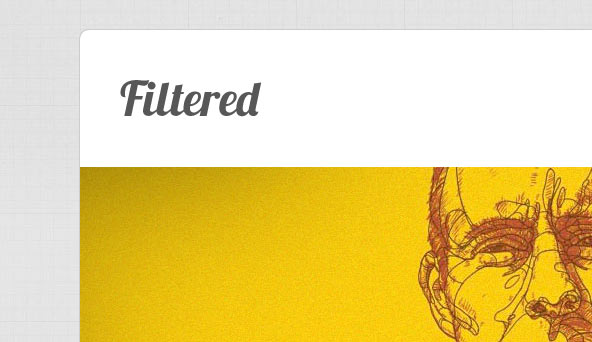 Filtered - Portfolio WordPress Theme
