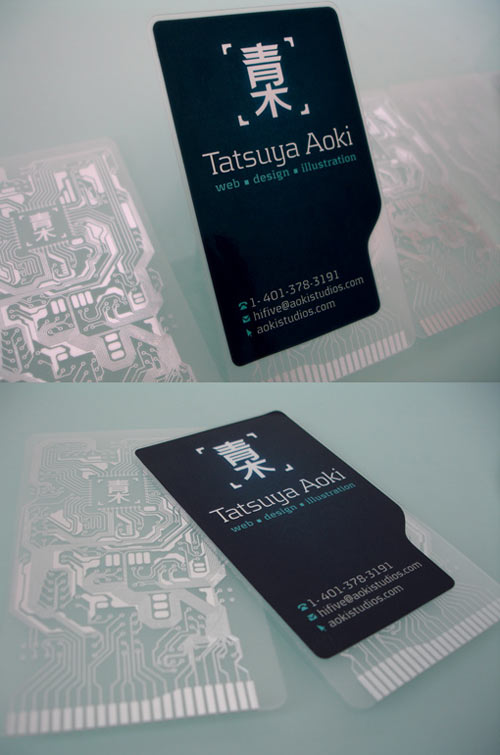 50 Unique Business Cards That Will Make Your Mind Explode - Web D...