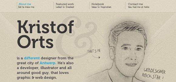 Portfolio of Kristof Orts