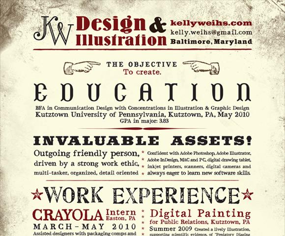 25 intelligent resume ideas web design ledger