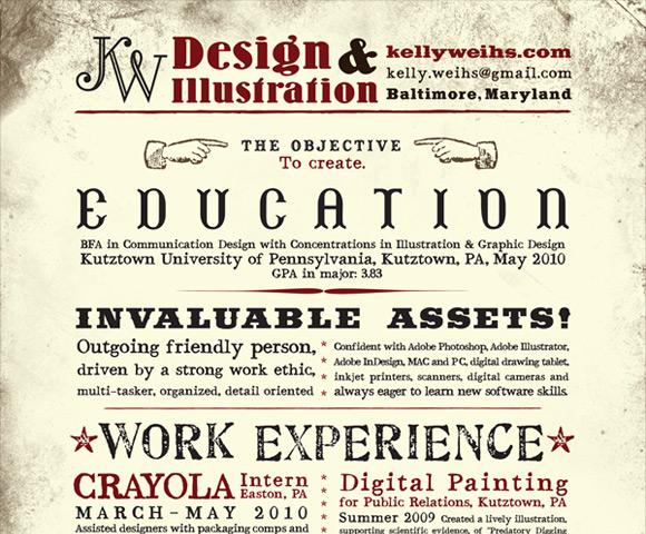 Kelly Weihs Resume