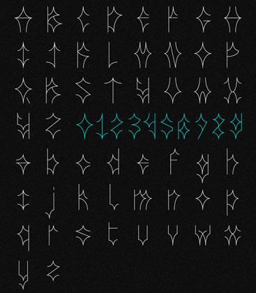 7 Fresh Free Fonts