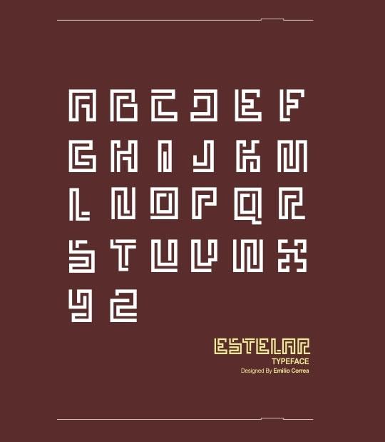New Fonts