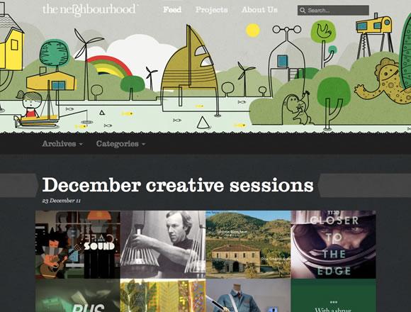 Colorful Websites