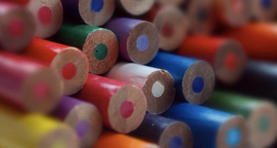 Crayon Colored Pencil Set
