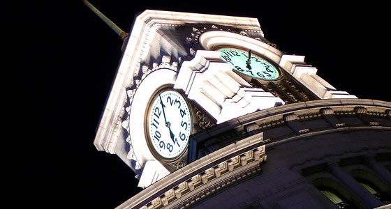 Wako Clock Ginza Tokyo