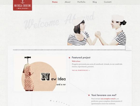 Bright Colors in Web Design