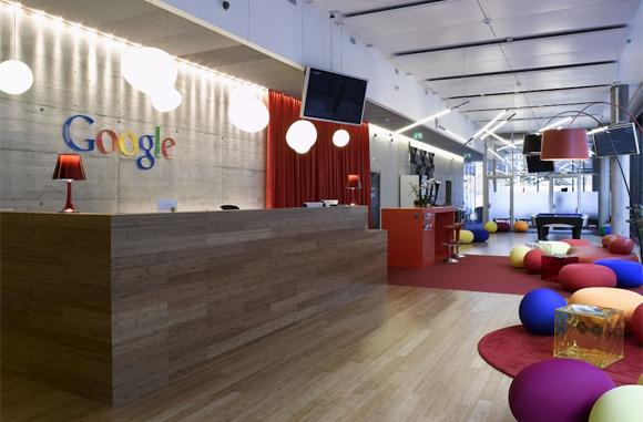 creative office interior design. Google Office In Zurich Creative Interior Design