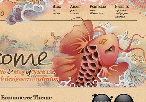 n.design studio website