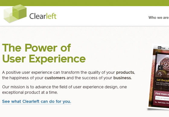 design studio Clearleft Ltd
