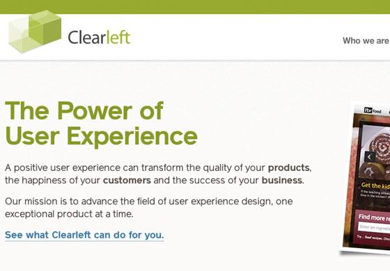 design studio Clearleft Ltd