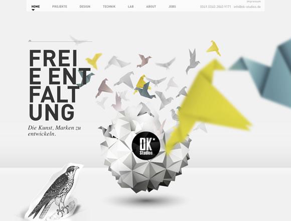 Parallax Scrolling in Web Design