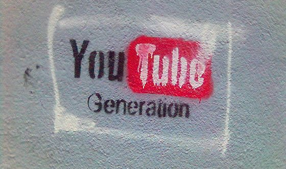 YouTube video streaming generation kids