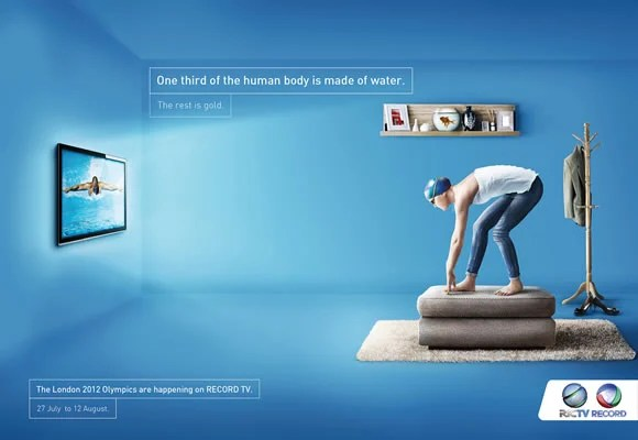 Inspiration from Print Ads
