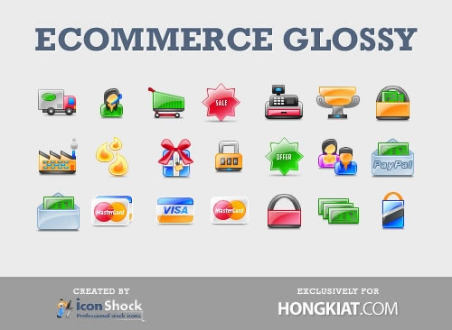 E-Commerce Glossy