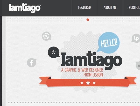 Tiago designer from Lisbon, Portugal