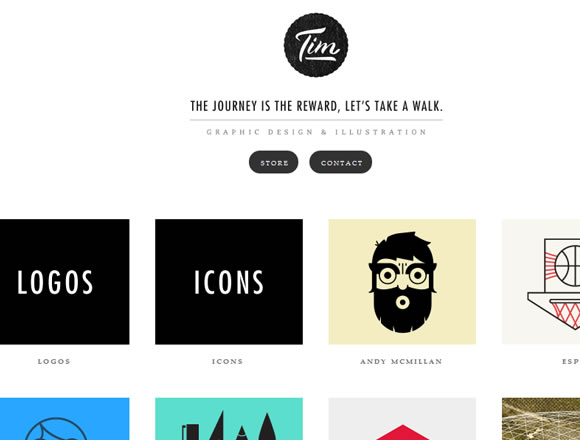 Tim Boelaars web developer freelance portfolio