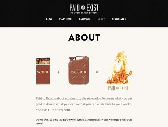 23 Inspiring About Pages