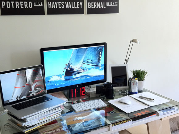 Designers you Should Know and their Workspaces