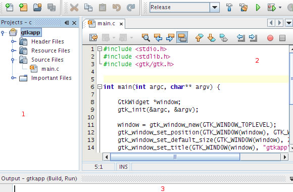 Netbeans IDE Coding syntax highlighter development