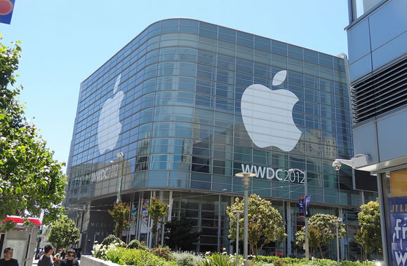 Apple California Worldwide Developers Conference 2012 keynote